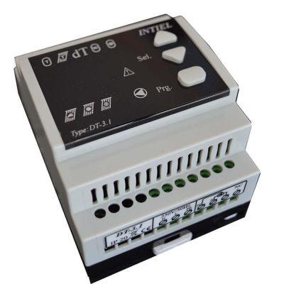 Диференциален термостат DT-3.1_
