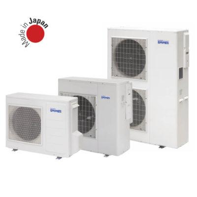 Термопомпа въздух-вода EMMETI MIRAI