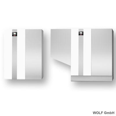 Индустриални кондензационни котли WOLF