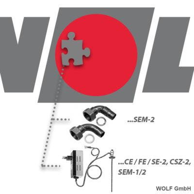 Аксесоари-Бойлери WOLF Germany